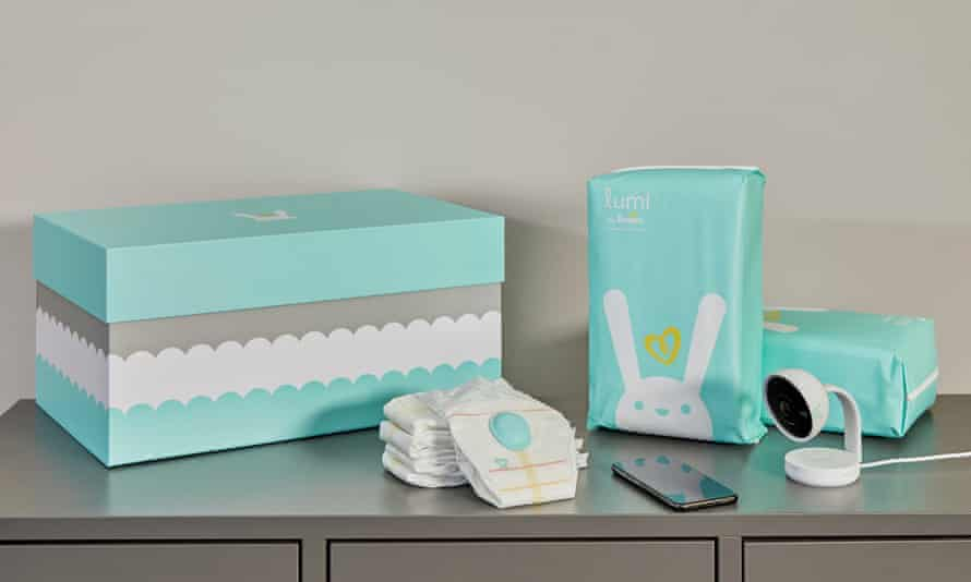 Pampers' Lumi system