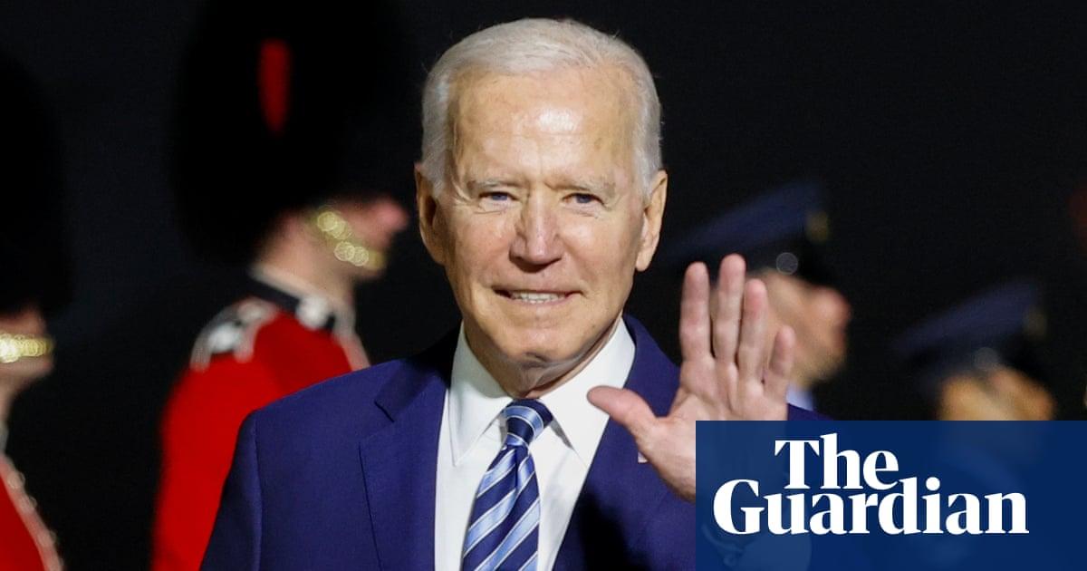 Thursday briefing: Biden lands with Northern Ireland warning