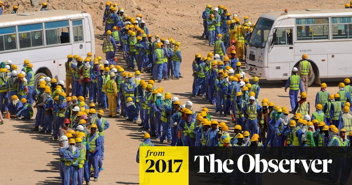 We're cheated, first in India, then in Qatar': how World Cup workers