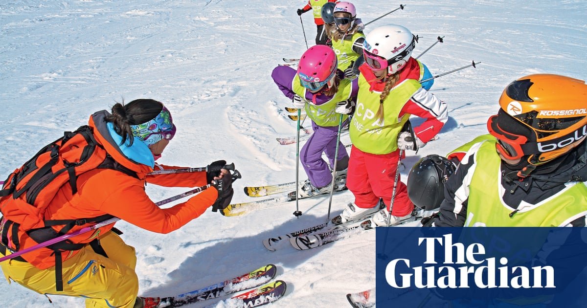 10 Of The Best Value Family Ski Trips Travel The Guardian