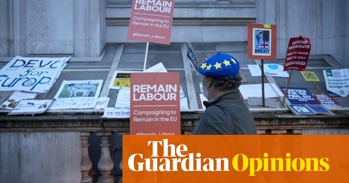 Until Labour remainers properly accept Brexit, the party will be stuck in limbo