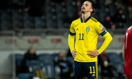 Zlatan Ibrahimovic ruled out of Euro 2020 due to knee injury