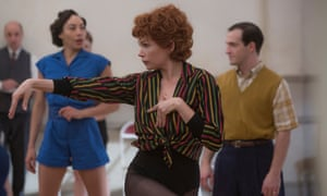 Michelle Williams as Gwen Verdon in Fosse/Verdon.