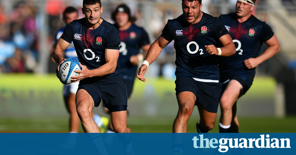 Odd couple Jonny May and George Ford can gel for England against Australia