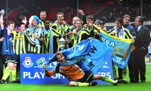 bcbd1a20 The Football League play-offs at 30: a quick fix that survived and thrived