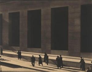 Wall Street, New York, 1915