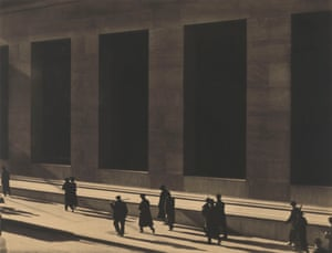 Wall Street, New York, 1915. Paul Strand
