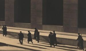 Wall Street, New York, 1915.