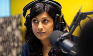 The Guardian's joint political editor, Anushka Asthana