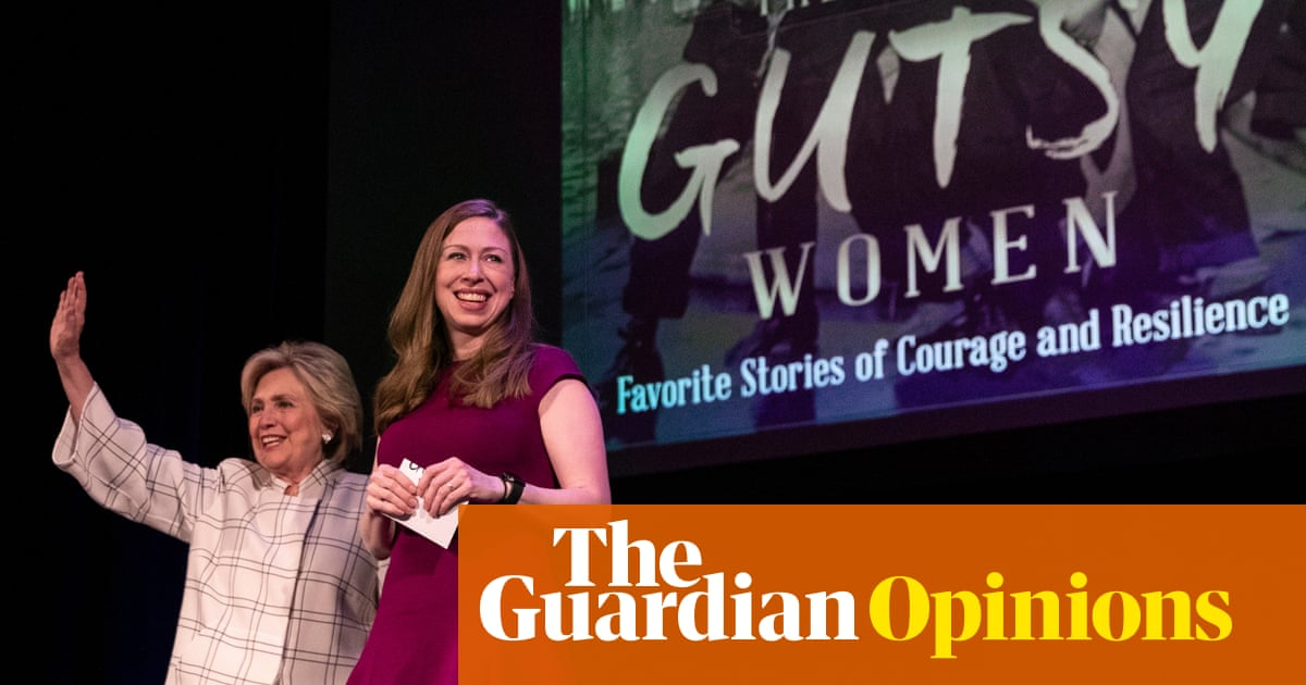 My heart sinks every time I hear women called 'gutsy' or 'badass' | Emma Brockes