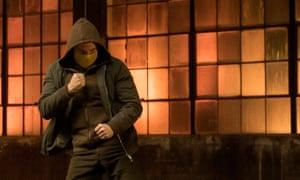 Finn Jones in Marvel's Iron Fist.