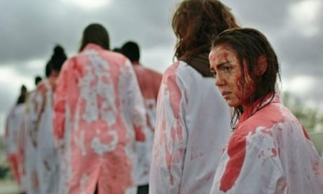 Cannibal horror film too Raw for viewers as paramedics are called