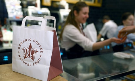 It might now belong to billionaires, but I laud Pret for its people power
