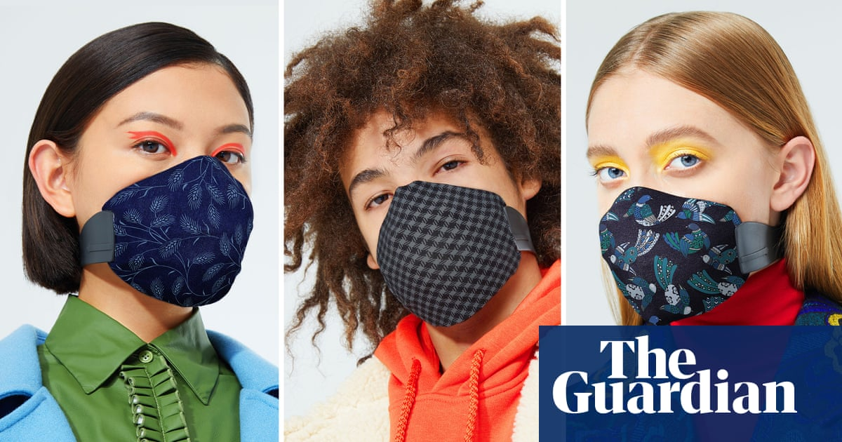 Fashionable Face Masks Trying To Make Something Horrific Seem Appealing Fashion The Guardian