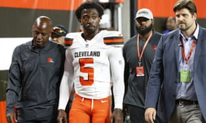 Will Tyrod Taylor remain the Browns' starting quarterback?
