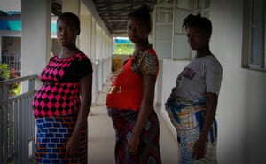 It is estimated that a third of children in Sierra Leone are born to school-age girls and there is anecdotal evidence that the incidence of teenage pregnancy rose sharply during the outbreak