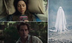 Heating up ... Ingrid Goes West, A Ghost Story and The Beguiled.