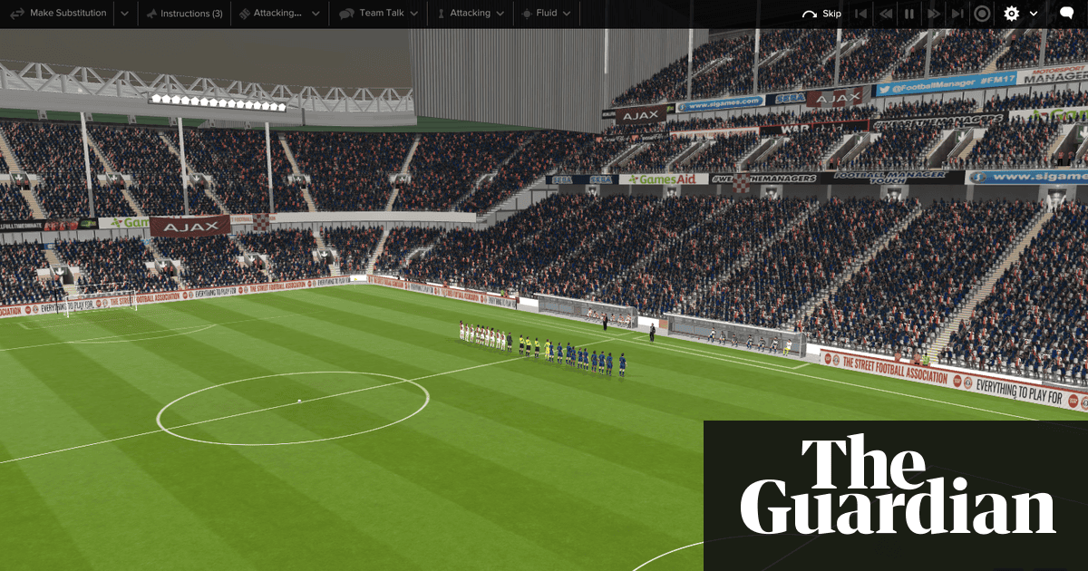 Football manager 2017 review the best in the series but only for fm 2017 is getting closer than ever to abolishing that games reputation as glorified football spreadsheet gumiabroncs Gallery
