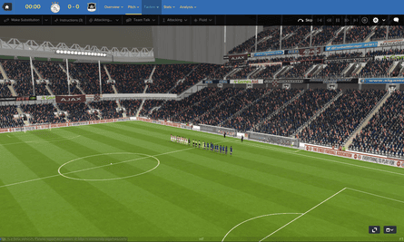 FM 2017 is getting closer than ever to abolishing that game's reputation as glorified football spreadsheet.