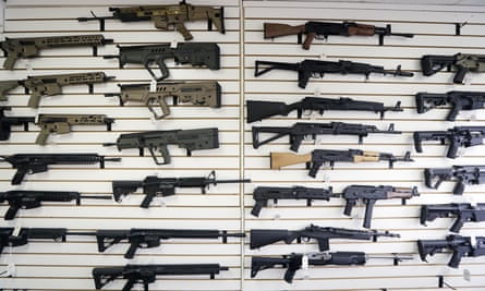Washington state has banned people under 21 from buying semi-automatic assault rifles.
