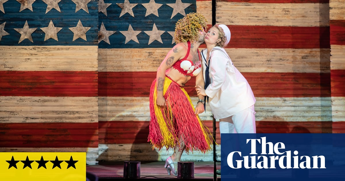 South Pacific review – a roof-raising Rodgers and Hammerstein triumph