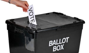 English local elections rarely go wrong, thanks to the dedication of electoral officers around the country.