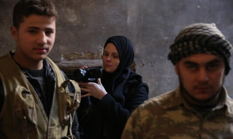 A journalist went to document the war in Syria, was captured twice – and lived