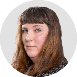 Evie Wyld. Circular panelist byline.DO NOT USE FOR ANY OTHER PURPOSE!