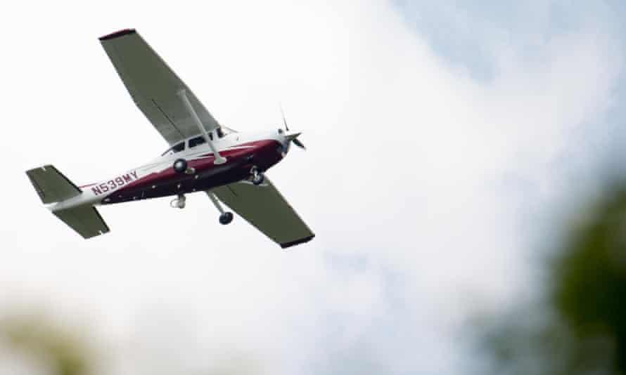 fbi aircraft planes surveillance