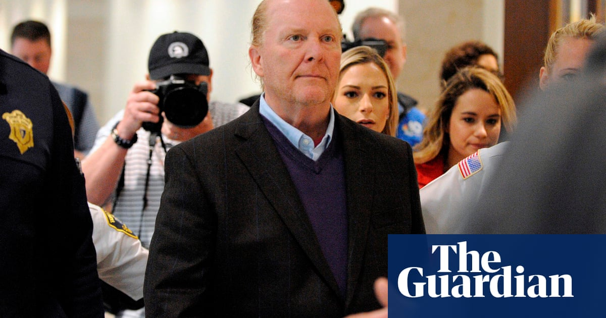 Mario Batali and business partner to pay $600,000 in harassment investigation