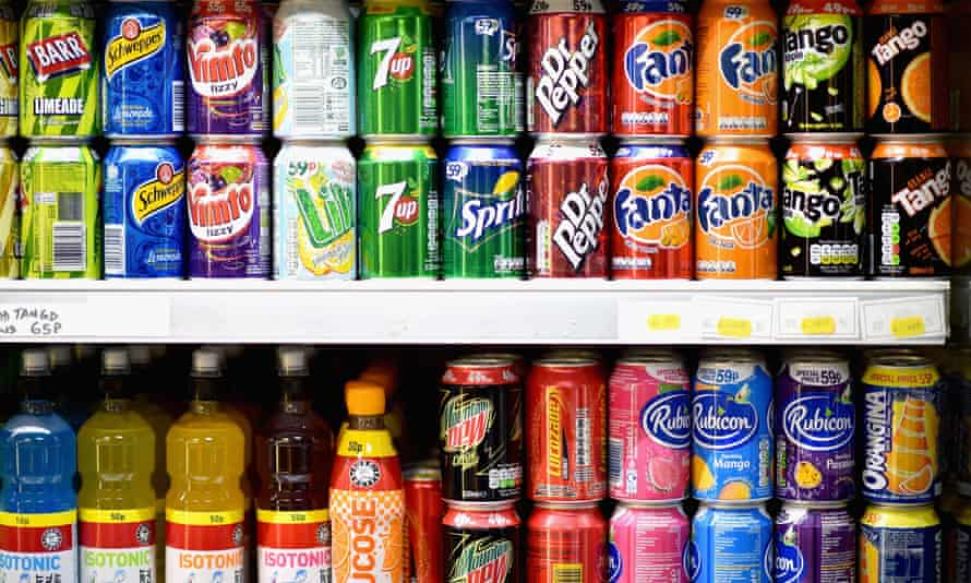 A sugar tax was imposed on soft drinks to tackle childhood obesity.