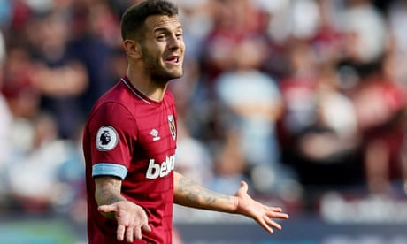 Jack Wilshere will miss around six weeks for West Ham after ankle surgery