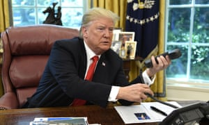 Donald Trump's call to President Volodymyr Zelenskiy of Ukraine on 25 July prompted the whistleblower to voice concerns.