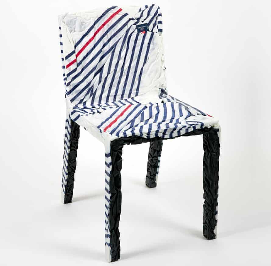 Tobias Juretzek's Rememberme chair.