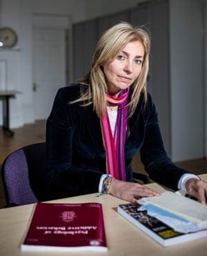 'There is a lot of guilt' ... Henrietta Bowden-Jones