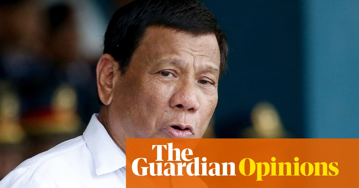 The Guardian view on the Philippines: a murderous 'war on