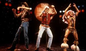 The Village People performing live – Henri Belolo, who co-founded the group, has died.