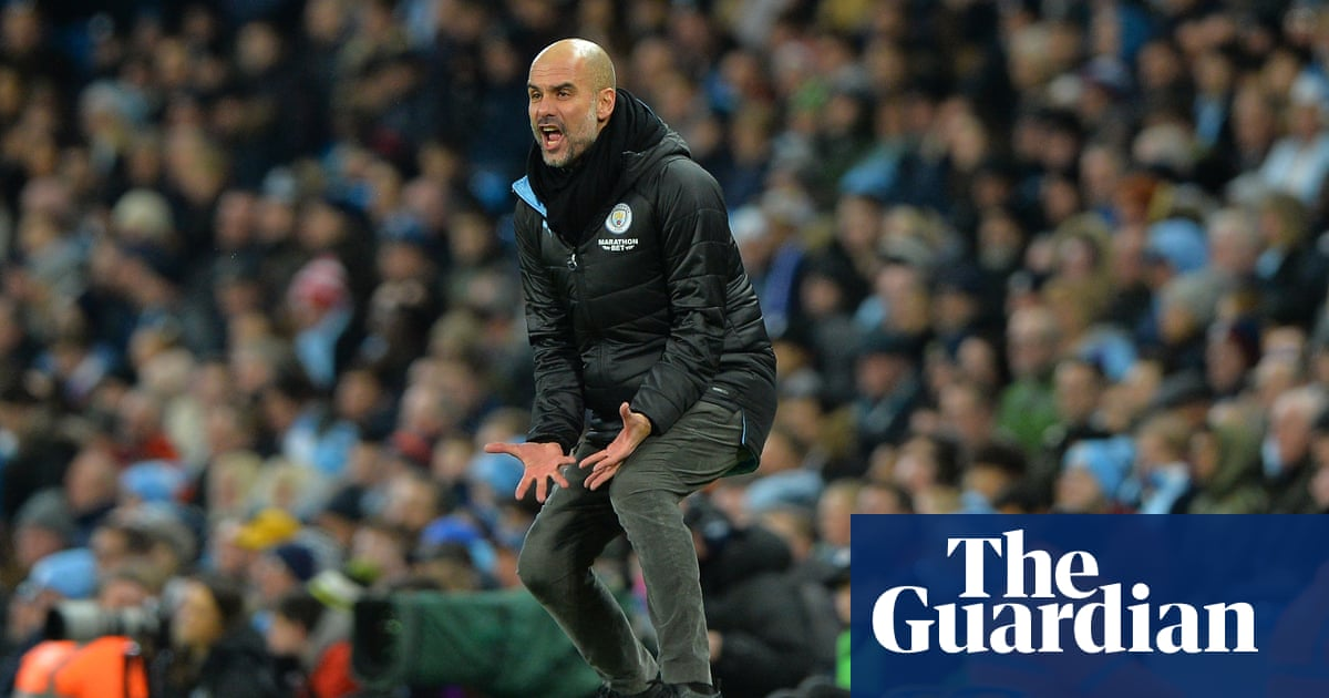 Manchester City complain to Premier League over clogged-up Christmas