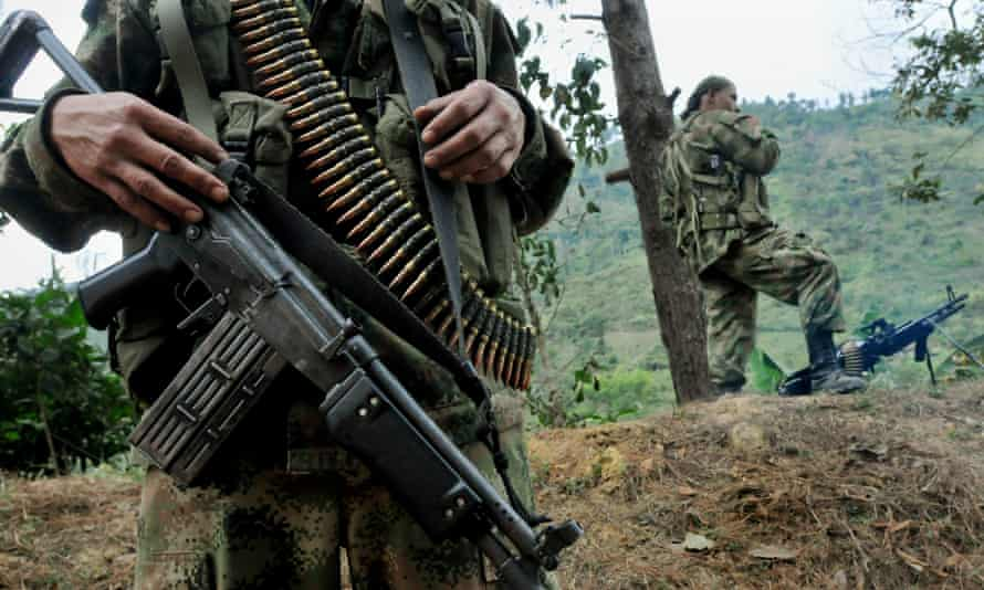 Colombian officials say Farc used forced abortions as an 'instrument of war' to avoid losing female fighters.