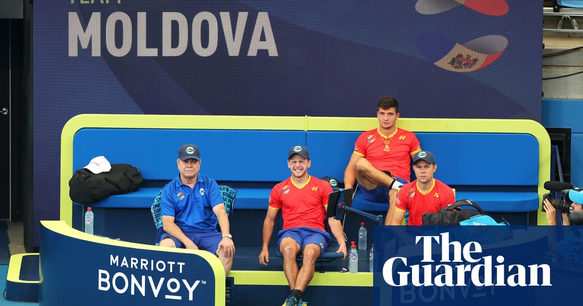 We are sincerely sorry: Wrong anthem played for Moldova at ATP Cup