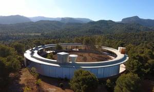 The 'hedonic hamster wheel' of the Solo House in Aragon designed by Office Kersten Geers David Van Severen.
