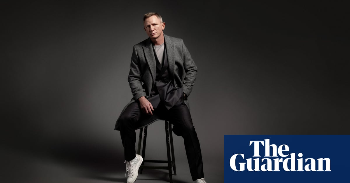 'I eat greasy fried eggs at least once a week': Daniel Craig on Bond, being buff and crying at British Gas ads