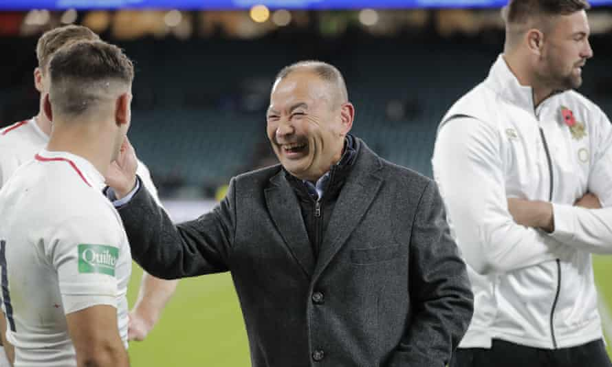 Eddie Jones expects a very different game against the All Blacks after his England side overcame New Zealand.