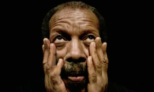 Ornette Coleman, photographed in London, 2007.