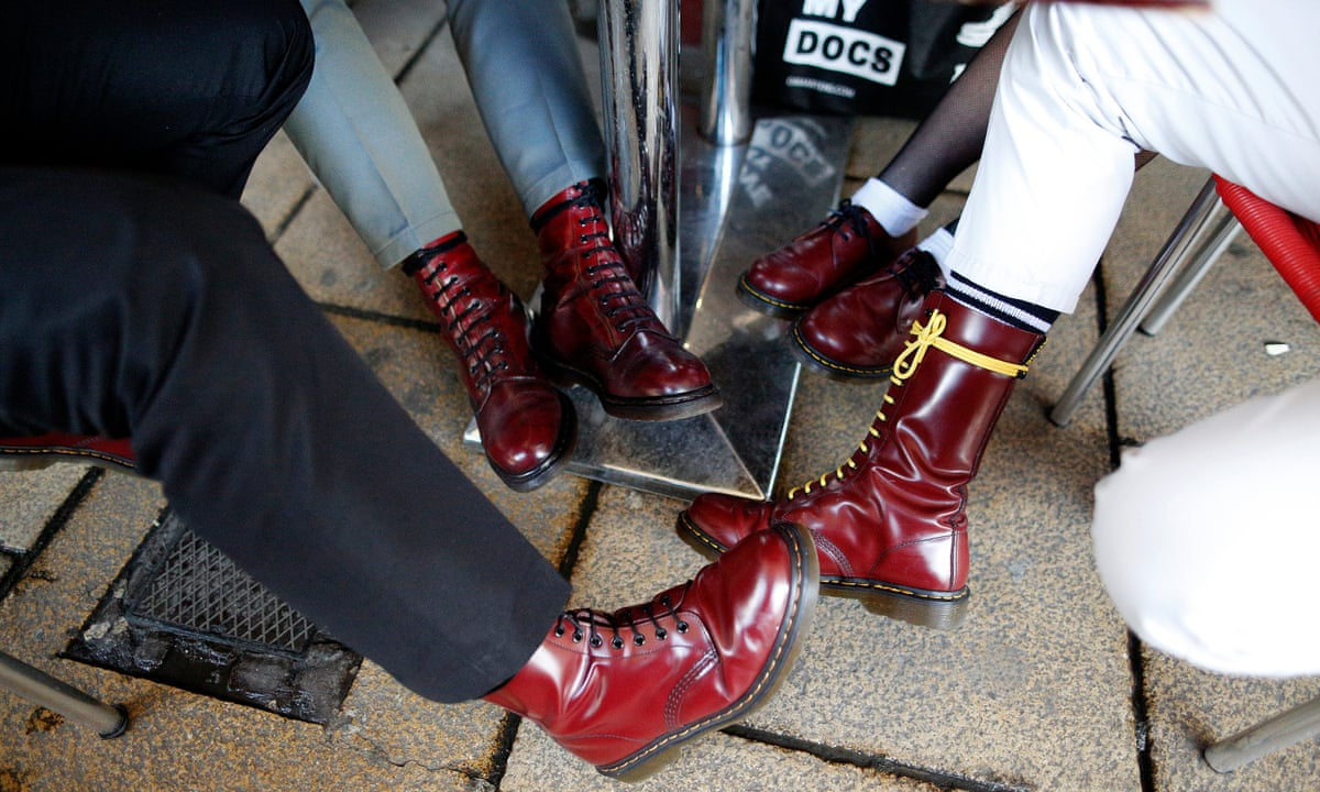 Dr Martens Bosses And Backers Set For Huge Windfall In 3 5bn Float Ipos The Guardian