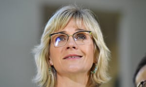 Zali Steggall received $1.1m in donations at the 2019 election.
