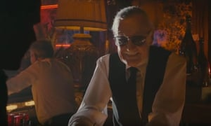 Stan Lee movie cameos - Ant-Man