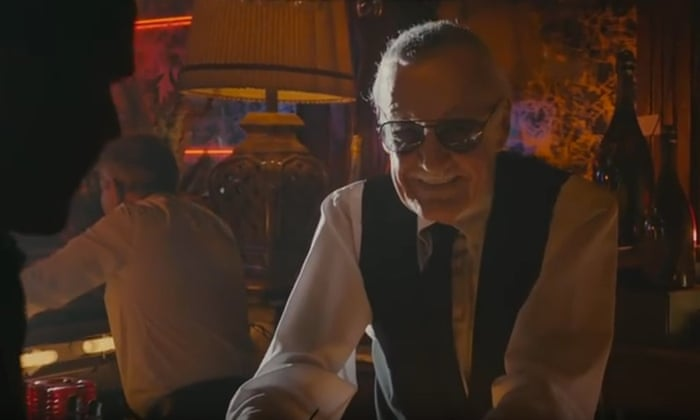 d6d61b9680 From X-Men to Deadpool  Stan Lee s Marvel movie cameos – in pictures ...