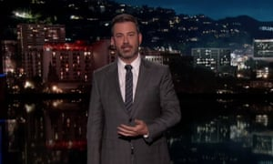 'If you want everyone to stop talking about Russia then maybe don't start a tweet with 'Russia, Russia, Russia'' ... Jimmy Kimmel