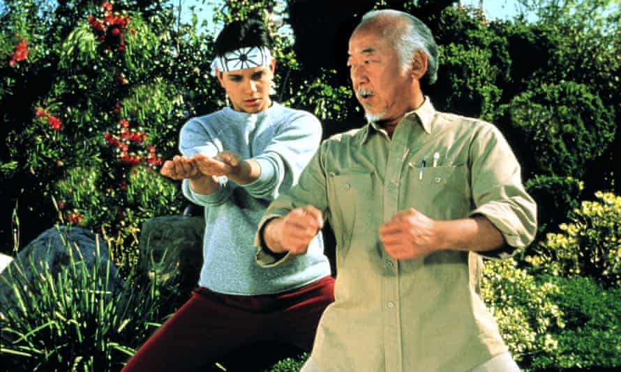The Karate Kid retains a huge fanbase more than 30 years after its release
